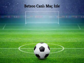 Betsoo Canlı Maç İzle